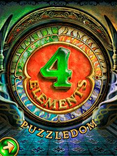 4 Элемента: Паззлдом java-игра