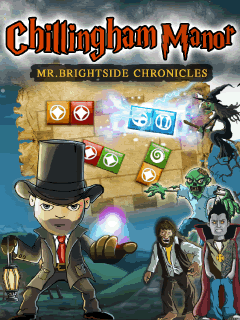 мобильная java игра Chillingham Manot Mr. Brightside Chronicles
