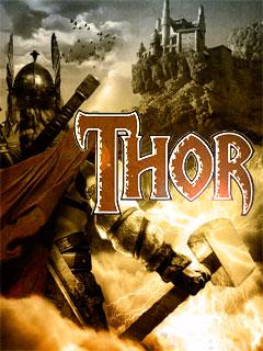мобильная java игра Тор - Сын Асгарда